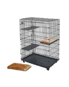 MID-WEST HOMES Collapsible Playpen Cat 1X1PC