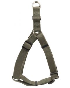 New Earth Soy Comfort Wrap Adjustable Dog Harness Forest Dog 1X1PC 3/4x20-30in