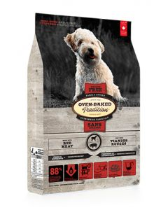 Oven Baked Tradition Small Breed All Life Stages Red Meat Sample Dog 1X20X3.5OZ