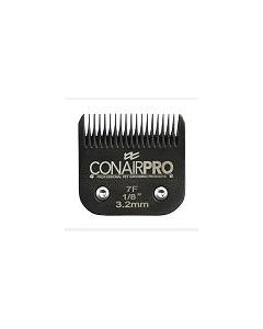 ConairPro Steel Replacement Blade 7F Fine Dog 1X1PC 1/8in