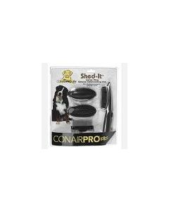 ConairPro Shed It Deluxe Deshedding Kit Dog 1X1PC 3IN