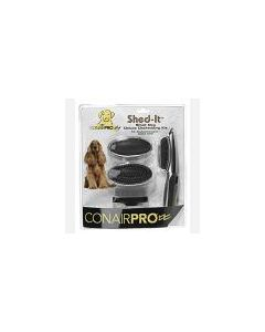 ConairPro Shed It Deluxe Deshedding Kit Dog 1X1PC 1.75in