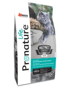 Pronature Life Instinct All Stages All Brd hgh animal prtein Cat 1X5KG