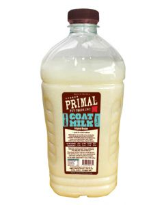 Primal Goat Milk Enhanced Dog 1X64OZ