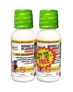 Cool Pet Kidney and Bladder Advance Unflavoured Dog 1X2X8OZ