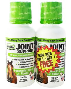 Cool Pet Hip and Joint Support Peppermint Candy Flavour Horse 1X2X8OZ