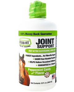 Cool Pet Hip and Joint Support Peppermint Candy Flavour Horse 1X32OZ