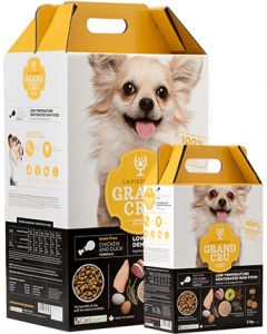 Canisource Grand Cru Grain Free Chicken and Duck Dog 1X10KG