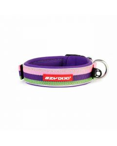 EzyDog Neo Collar Bubble Gum Medium Dog 1X1PC
