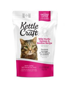 Kettle Craft Wild Pacific Salmon and Sardine Cat 1X85G