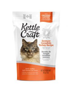 Kettle Craft Savoury Canadian Turkey Cat 1X85G