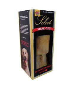 Barnsdale Select Steak Cuts Dog 1X3PK