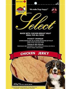 Barnsdale Select Chicken Jerky Dog 1X8X454G
