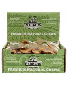 Red Barn Large Beef Strap Dog 1X25PK