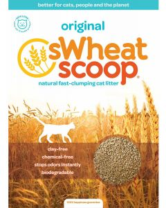 Swheat Scoop Fast Clumping Cat 1X25LB