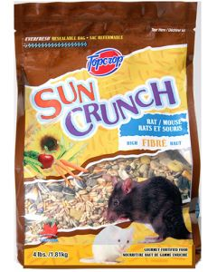 Suncrunch Rat and Mouse Small Animal 1X1.81KG