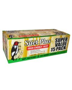Topcrop Suet Plus High Energy Bird 1X15PK