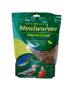 Topcrop Mealworms Stand Up Pouch Bird 1X198G