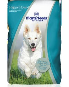 Masterfeeds Happy Hound for Active Dogs Dog 1X18.14KG