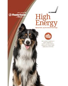Masterfeeds High Energy  High Protein for Active Dogs Dog 1X18.14KG