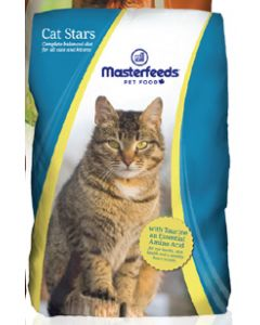 Masterfeeds Cat Stars Chicken for All Stages Cat 1X8.16KG
