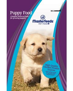 Masterfeeds Puppy Complete Balanced for Growing Puppies Dog 1X9.07KG
