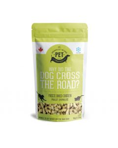 Granville Why Did the Dog Cross the Road Chicken Freezedried Dog 1X90G