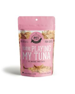 Granville Tuna Flakes Are you Playing my Tuna Cat Treats Cat 1X15G