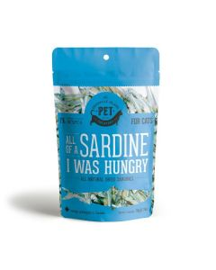 Granville Dried Sardines Sardine I was Hungry Cat Treats Cat 1X50G