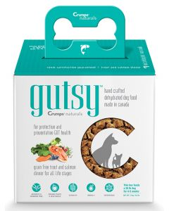 Gutsy Dehydrated Salmon and Trout Dinner Dog 1X2X3KG