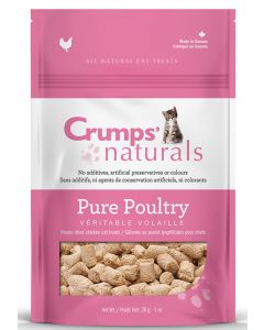 Crumps Pure Poultry Chicken Cat 1X28G