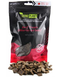 Define Planet Gently air dried Beef Dog 1X1PC