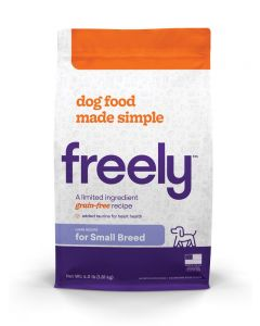 Freely Grain Free Lamb for Small Breeds Dog 1X4LB