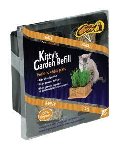 Smart Cat Kittys Garden Seed Refill Kit Cat 1X1PC