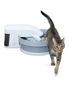PETSAFE Simply Clean Self Cleaning Litter Box System Cat 1X1PC