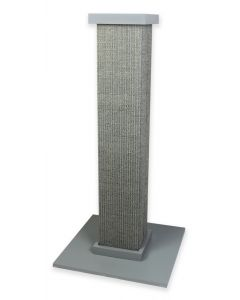 Smart Cat The Ultimate Scratching Post Gray Cat 1X1PC