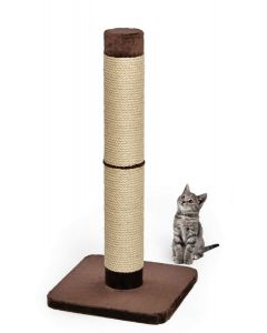 MID-WEST HOMES Feline Nuvo Grand Forte Scratching Post Cat 1X1PC