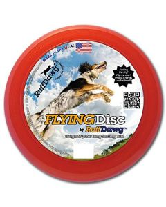 Ruffdawg Ruff Flying Disc Dog 1X1PC 8IN