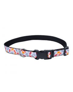 Pet Attire Exclusive Styles Collar Dinosaurs Dog 1X1PC 1x18-26in