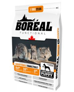 Boreal Functional Large Breed Puppy Chicken  Dog 1X10KG