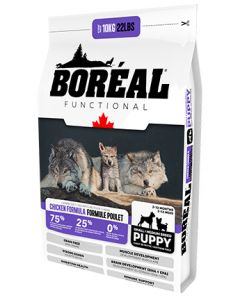 Boreal Functional Small and Medium Breed Puppy Chicken  Dog 1X10KG