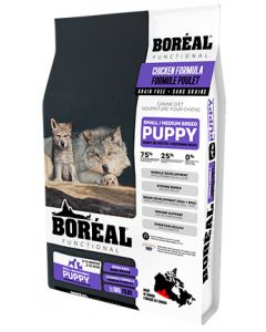 Boreal Functional Small and Medium Breed Puppy Chicken  Dog 1X5KG