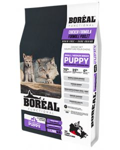 Boreal Functional Small and Medium Breed Puppy Chicken  Dog 1X2.26KG