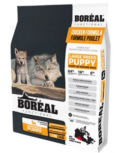 Boreal Functional Large Breed Puppy Chicken  Dog 1X1KG