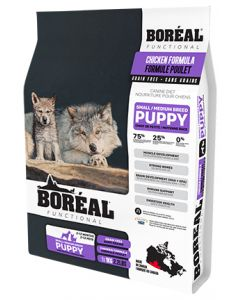 Boreal Functional Small and Medium Breed Puppy Chicken  Dog 1X1KG