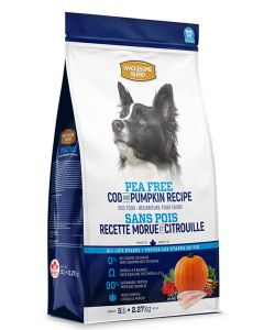 Wholesome Blend All Life Stages Pea Free Cod and Pumpkin  Dog 1X2.27KG