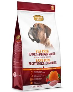 Wholesome Blend All Life Stages Pea Free Turkey and Pumpkin  Dog 1X2.27KG