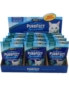 PESTELL Purrfect Scents Display Cat 1X12PC