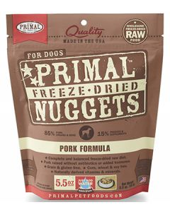 Primal Freeze Dried Pork Dog 1X5.5OZ