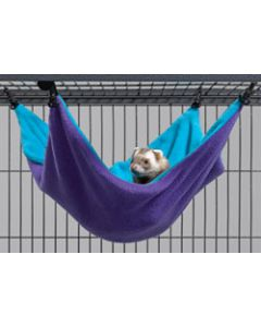 MID-WEST HOMES Nation Accessories Large Hammock Small Animal 1X1PC